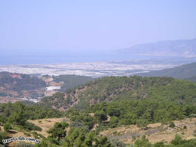 Турция  Экскурсии  Мира-Кекова  Еще одно живопистное место в горах