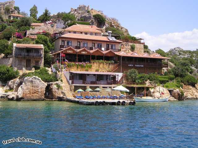 Турция  Экскурсии  Мира-Кекова