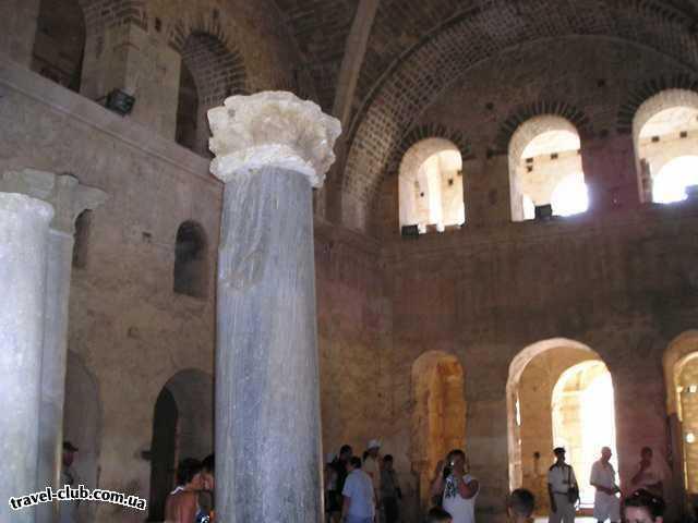 Турция  Экскурсии  Мира-Кекова  церковь святого николая
