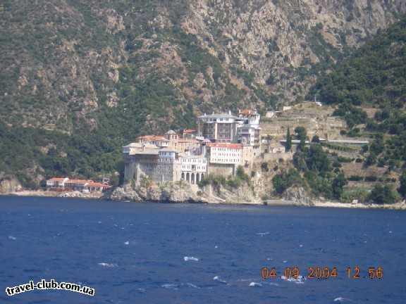 Греция  Халкидики  Hanioti Palase