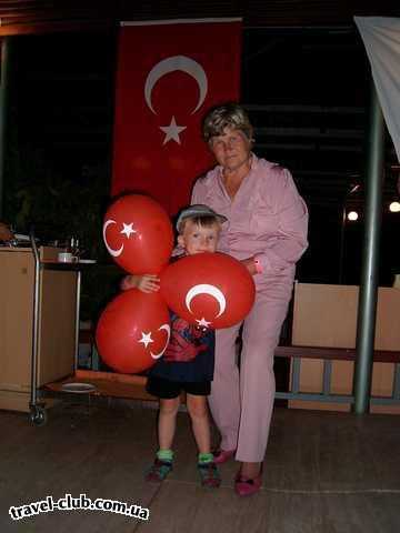 Турция  Алания  Riva Club N  4*   Минимаксидиско