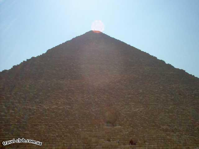 Египет  Шарм Эль Шейх  Domina Coral Bay  Пирамида Хиопса. Впечатляет!