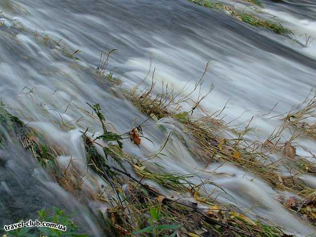 Ирландия  Дублин  Фотосессия на Додер (Dodder river) Окт 2004