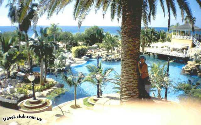 Испания  Тенерифе  Отель входит в сотню самых лучших отелей мира. Эти слов