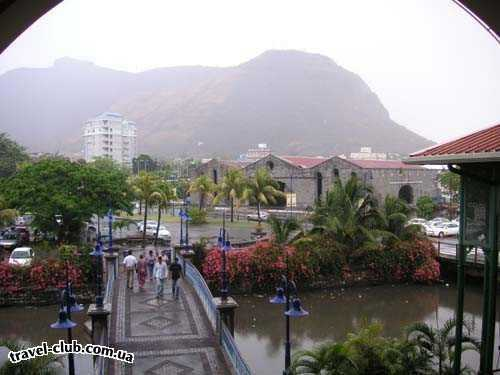 о. Маврикий  Порт Луи