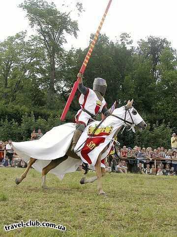 Чехия  Южная Чехия  ........и твой храбрый рыцарь  www.funcz.com