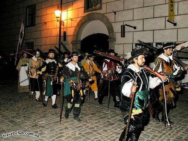 Чехия  Южная Чехия  Ночной дозор www.funcz.com