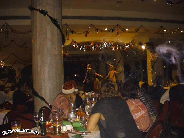 Египет  Шарм Эль Шейх  Days inn gafy resort 4*  С Новогодней вечеринки