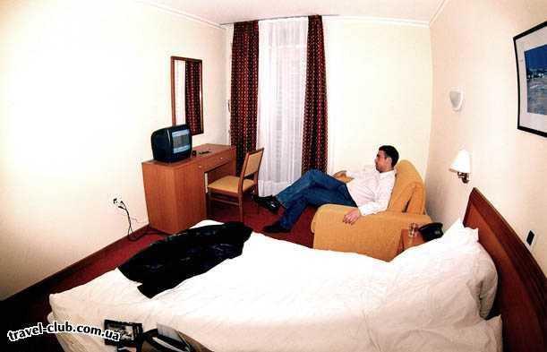 Хорватия  Средняя Далмация  Шибеник  Solaris  Наш номер в отеле Millenium Club (Solaris)